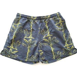 Tommy Bahama Trunks Mesh Linear Mens Size Large